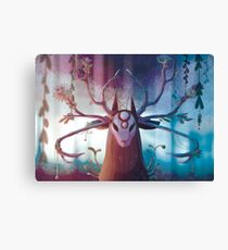 Alpha Stag Canvas Print