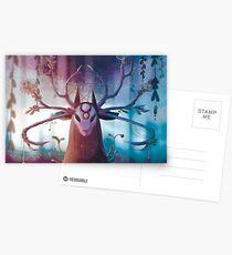 Alpha Stag Postcards