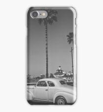 Vehicles: Palm Tree Classic Car iPhone Case/Skin