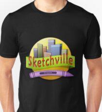 Sketchville Unisex T-Shirt