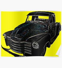 Cool Chevvy Poster