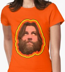My Face On A Shirt Womens Fitted T-Shirt