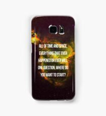 SO, PLANETS, WANNA SEE SOME? Samsung Galaxy Case/Skin