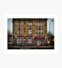Royal Standard Hotel Art Print