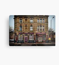 Royal Standard Hotel Metal Print