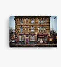 Royal Standard Hotel Canvas Print