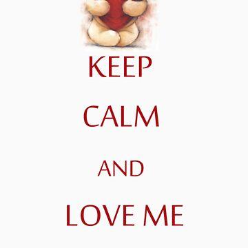 LOVE ME by NecChar22