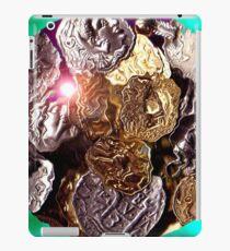 coins iPad Case/Skin