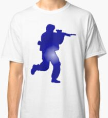 Duty First - Blue Classic T-Shirt
