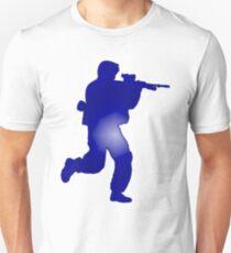 Duty First - Blue T-Shirt