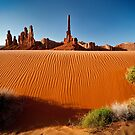 Totem Pole Sands by Owed To Nature
