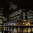 Canary Warf  by rsangsterkelly