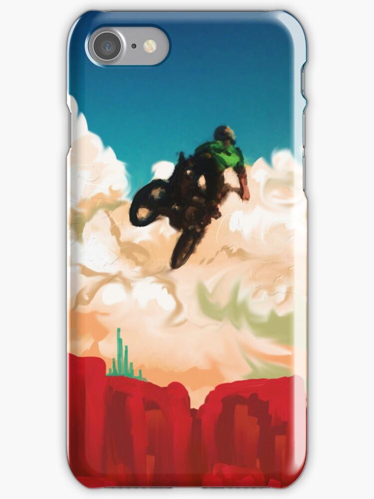 Alieda's iPhone case 2 by eleveneleven