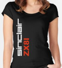 ZX81  Women's Fitted Scoop T-Shirt