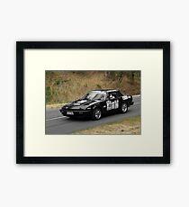 Triumph TR7 V8 - 1980 Framed Print