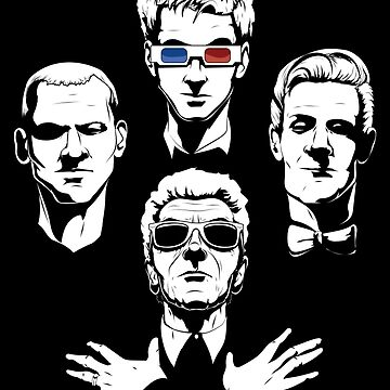 Whovian Rhapsody by amodesigns
