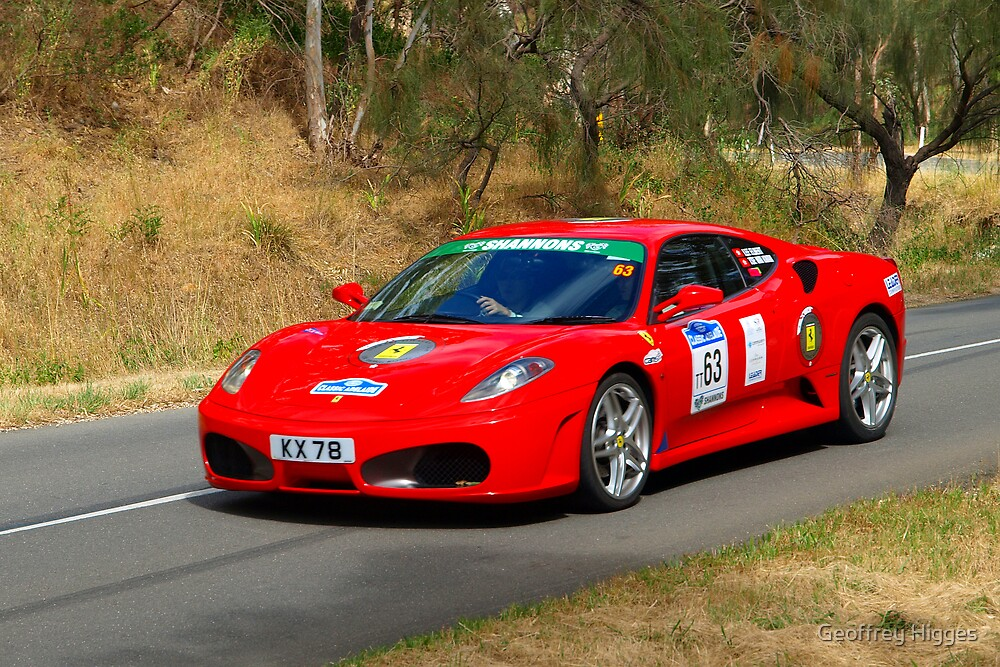 Ferrari F430 F1 - 2005 by Geoffrey Higges