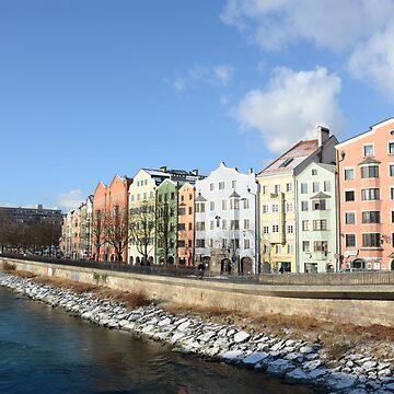 Beauty of Innsbruck by suzichendesign