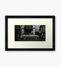 The Classic Car Club Framed Print