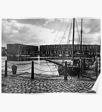 Albert Dock Poster