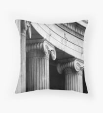 Classical details 2 Throw Pillow
