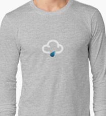 The weather series - White cloud with light rain T-Shirt