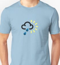 The weather series - Changeable Weather Unisex T-Shirt