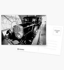 Franklin 1928 Airman Series 12 Sport Sedan Postcards
