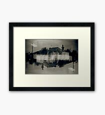 The Other Way Around (2) Framed Print