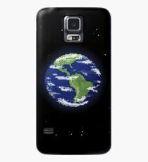 Pixel Earth Case/Skin for Samsung Galaxy