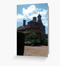 Mill House - Batemans Greeting Card
