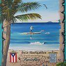 Ernie Alvarez Solo Circumnavigation, Puerto Rico by Matthew Campbell
