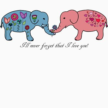 An elephant never forgets. by purplesmoke17
