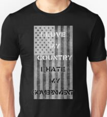 Love & Hate  Unisex T-Shirt