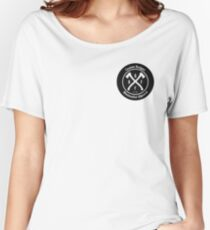 BFFB Logo - Vintage Women's Relaxed Fit T-Shirt