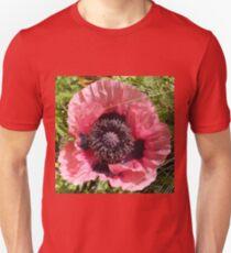 Poppy Macro Unisex T-Shirt