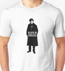 BELIEVE SHERLOCK T-Shirt
