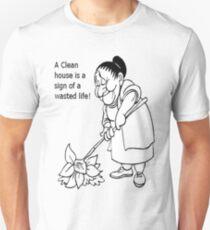 old woman cartoon  Unisex T-Shirt