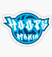 Hoops Mania Sticker