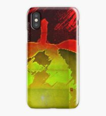 Winter Apples iPhone Case