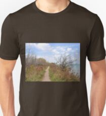 Path Above the Lake T-Shirt