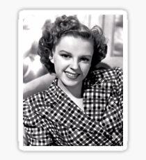 Judy Garland Sticker