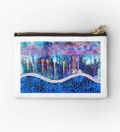 Floating Journey - Inner Power Painting Studio Pouch