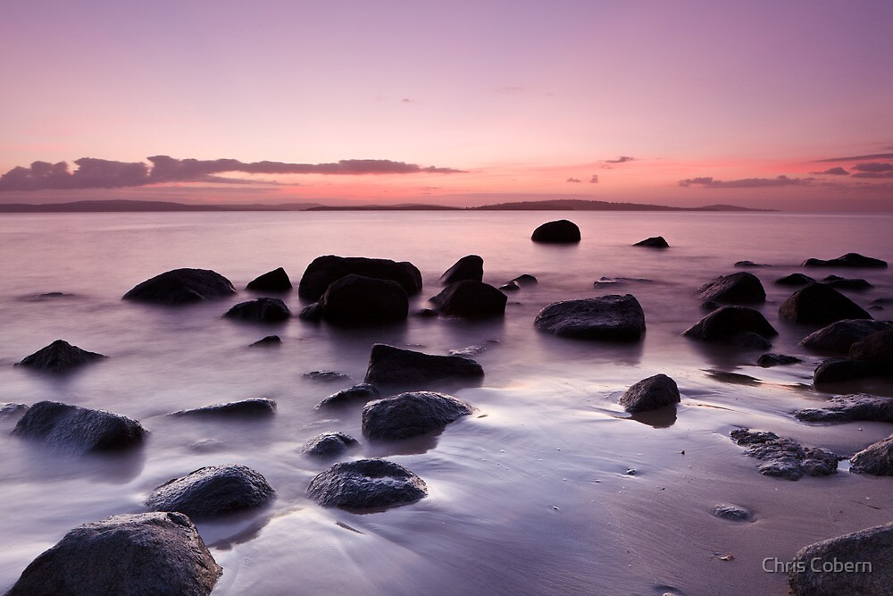 Dixons Beach Sunrise #11 by Chris Cobern