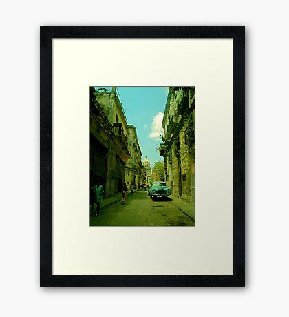 Better to Walk Framed Print