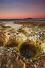 Green Point Beach Potholes by Garth Smith