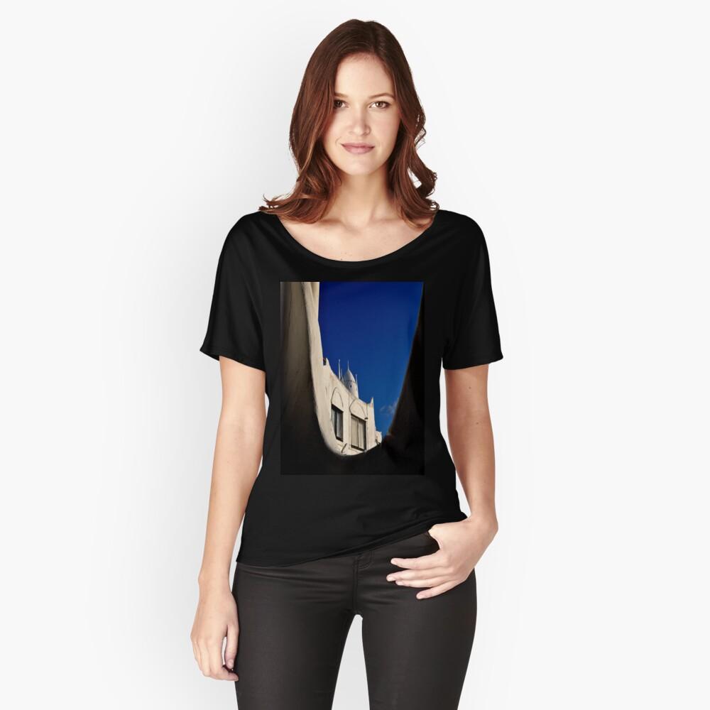Casapueblo Women's Relaxed Fit T-Shirt Front