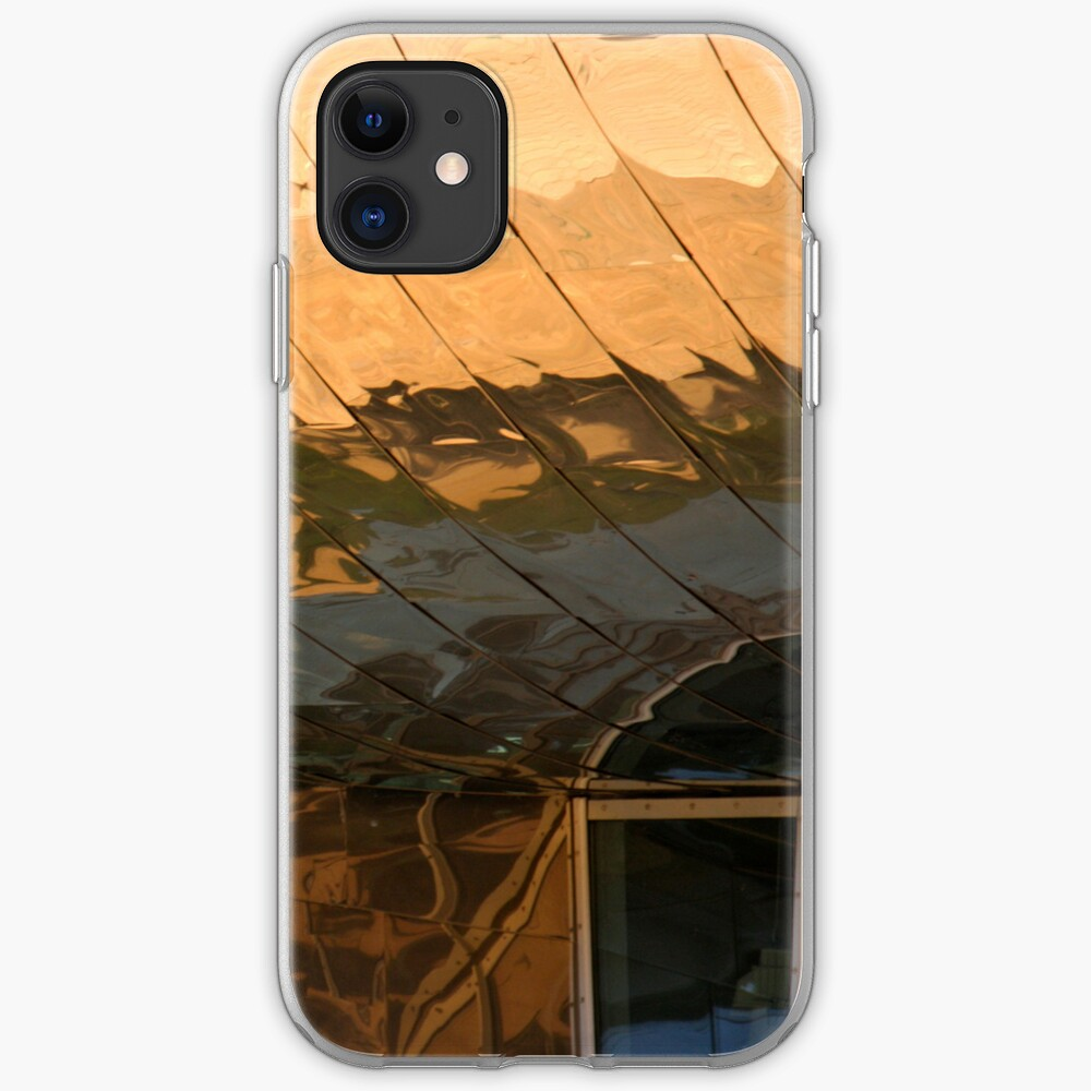 Shiny Copper Case iPhone Case & Cover