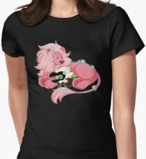 Fluff Bros Womens Fitted T-Shirt