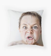 Serve Chilled Throw Pillow